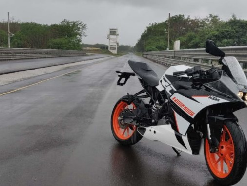 KTM RC 125 ABS First Ride Review