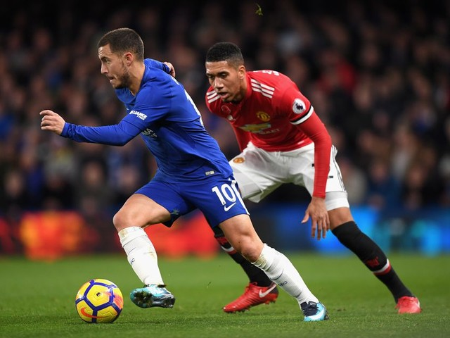 Eden Hazard vs. Manchester United: 'Sometimes you have to shout a little'