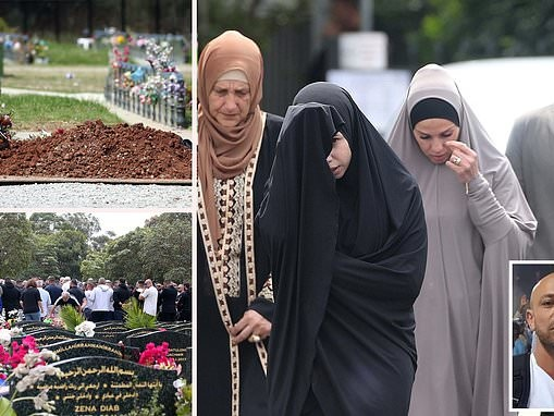 Brothers 4 Life gangster Mejid Hamzy is laid to rest after being shot dead