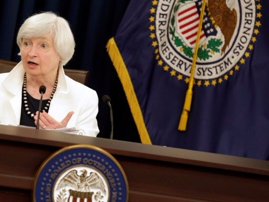 The Fed seems to be giving up on a key driver of the economy