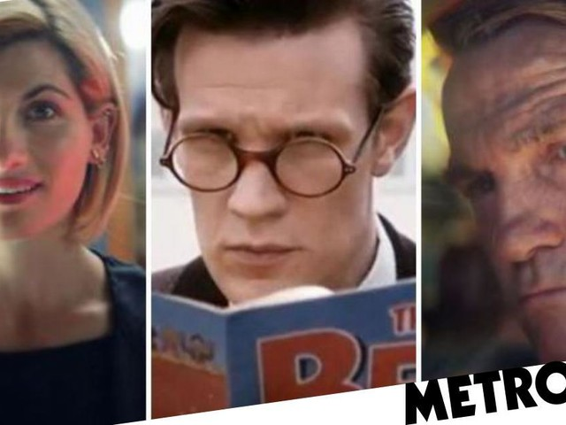 Doctor Who leaves epic callback to Matt Smith's regeneration in new trailer – did you spot it?