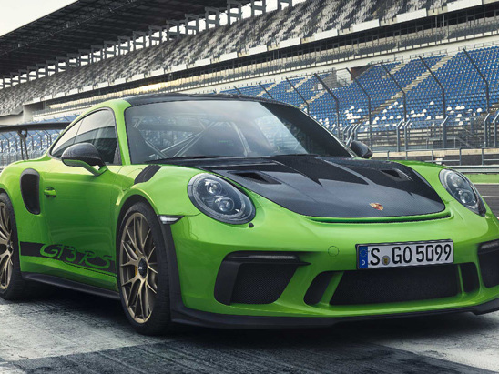 2018 Porsche 911 GT3 RS Delivers 520 Naturally Aspirated Horsepower