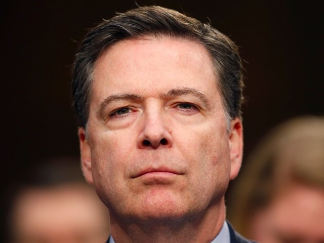 Here's the farewell letter James Comey just sent his former FBI colleagues