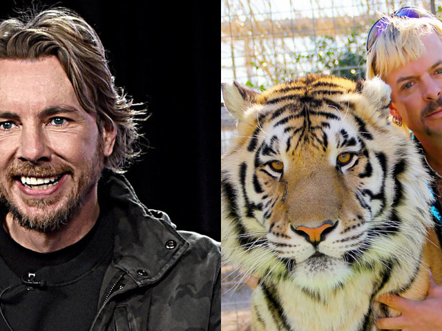 Dax Shepard Wants to Play Tiger King's Joe Exotic & So Many Celebs Are Reacting!
