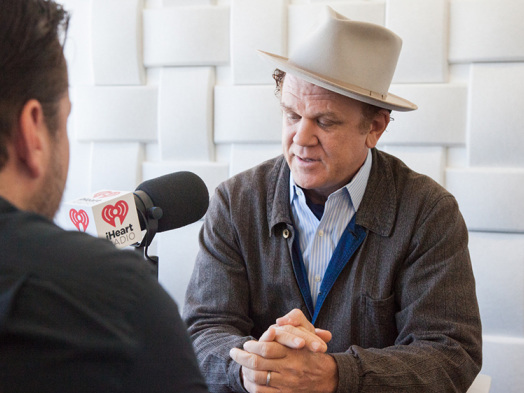 Listen: John C. Reilly on 'Sisters Brothers,' Working for Terrence Malick and Owing His Career to Sean Penn
