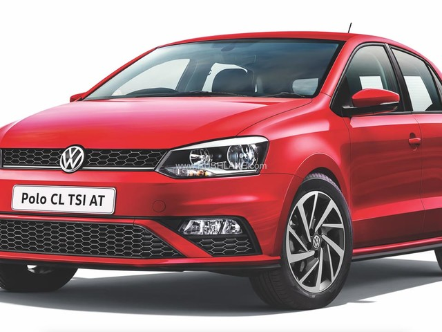 Volkswagen Polo Comfortline TSI AT Launched – New Prices May 2021
