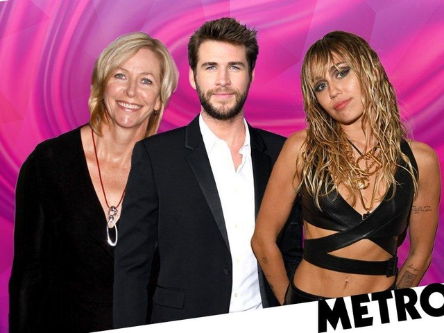A 'relieved' Liam Hemsworth's mum 'never approved of Miley Cyrus' and we can't stop cringing