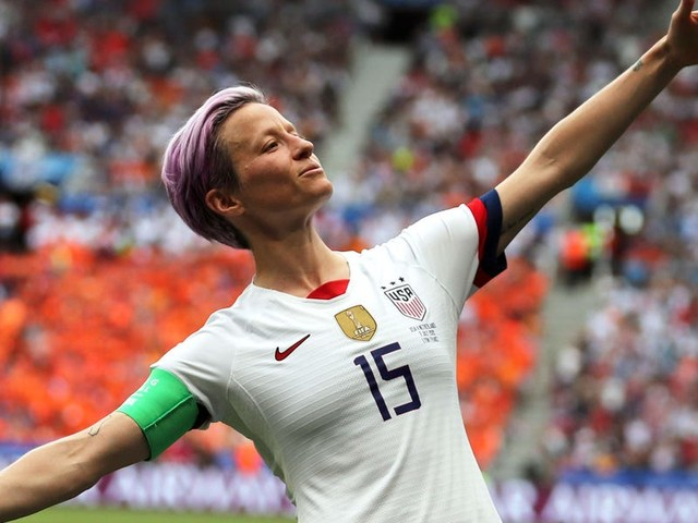 Megan Rapinoe and Alex Morgan headline a Ballon d'Or shortlist that features 4 US Women's National Team stars