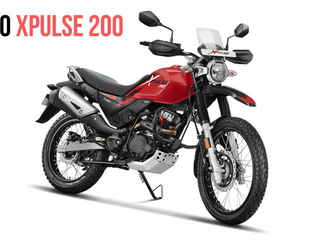 Hero Xpulse 200 Is India's Most Affordable Adventure Motorcycle