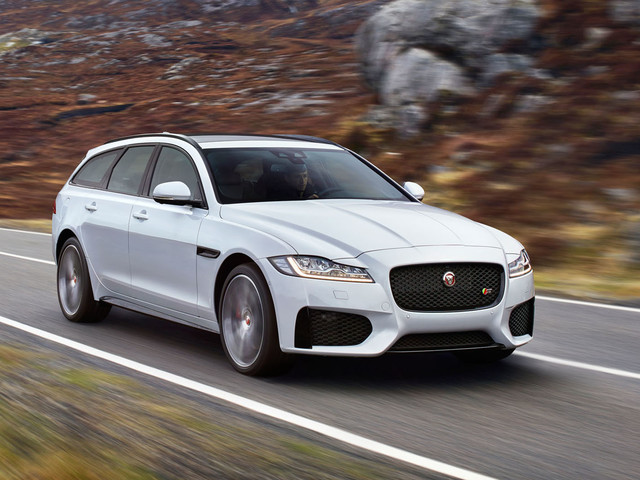 2017 Jaguar XF Sportbrake revealed as new BMW 5 Series Touring rival