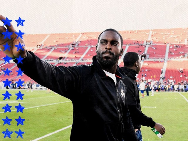 Michael Vick reflects on forgiveness, his football career, and what's next