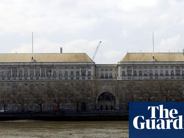 MI5 accused of 'extraordinary and persistent illegality'
