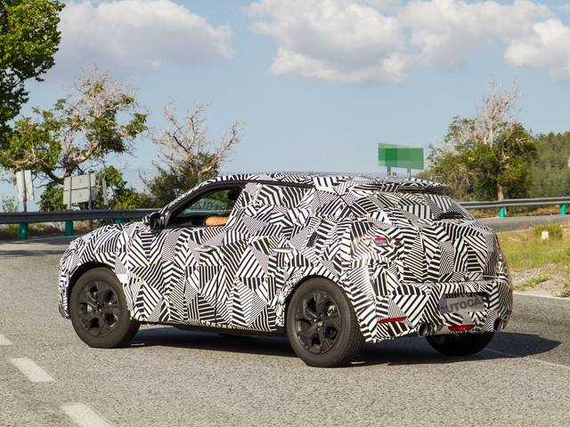 2019 DS 3 Crossback to be revealed tomorrow