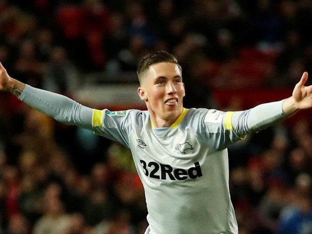 Harry Wilson delights Liverpool fans with celebration after stunning free-kick against Manchester United