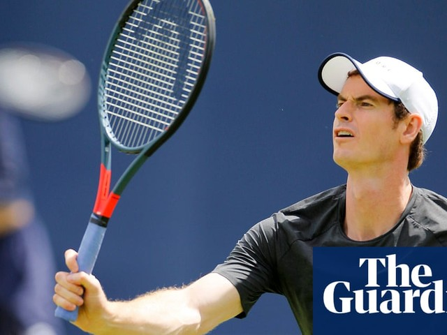 Andy Murray says he's back in love with tennis as he prepares for Queen's
