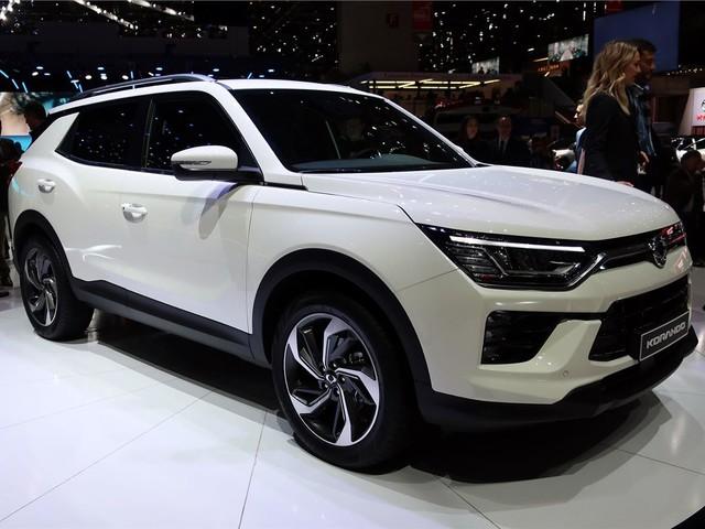 Geneva Motor Show 2019: SsangYong Korando takes on Nissan Qashqai