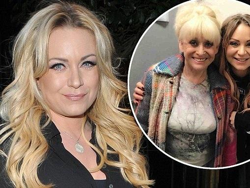 Barbara Windsor's Alzheimer's battle: Rita Simons claims former co-star is 'suffering dark days'