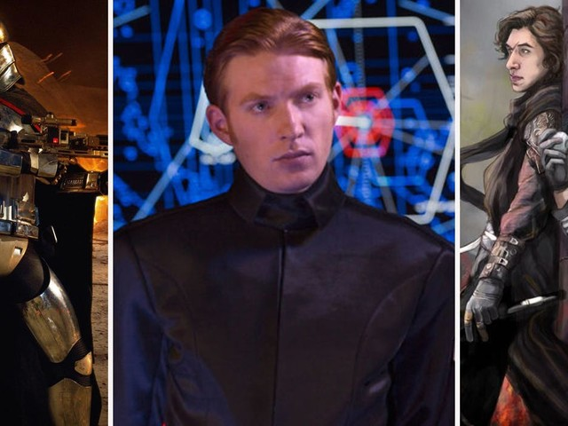 Star Wars: 15 Things You Didn't Know About General Hux