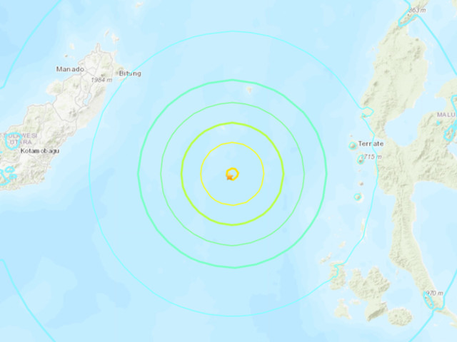 7.0 magnitude earthquake hits Indonesia, tsunami warning issued