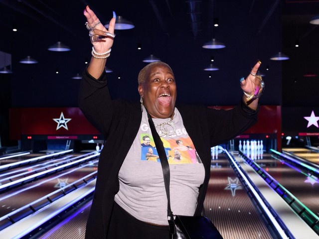 Gogglebox's Sandra Martin partied so hard she lost her TEETH on a wild night out and is now housebound