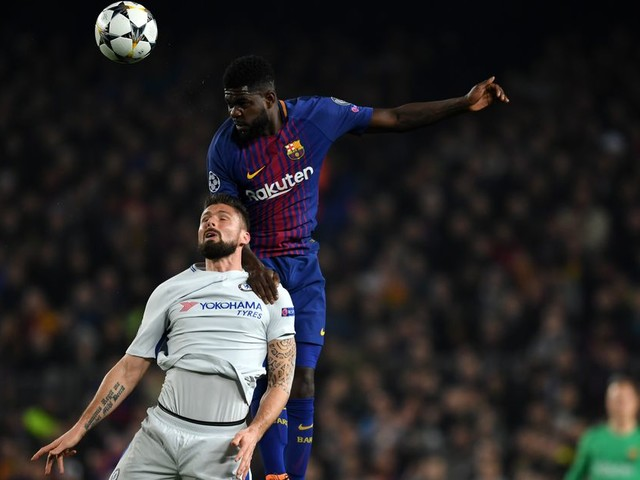 Chelsea interested as Barcelona look to offload Umtiti for less than €50m — report