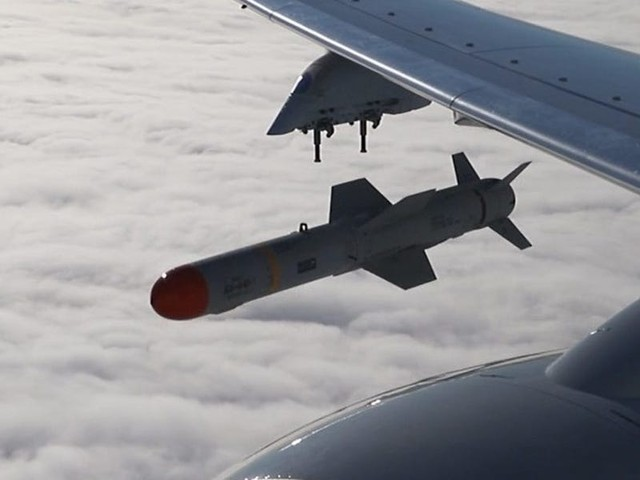 The US Navy's top sub-hunting plane conducted a first-of-its-kind missile launch in Europe's high north