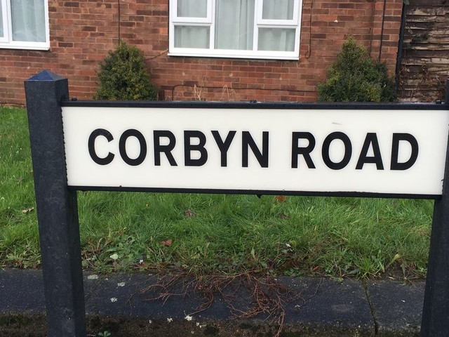 What do residents of 'Corbyn Road' think in general election 2019 countdown?