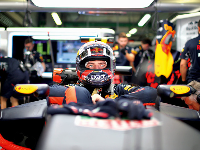 Max Verstappen: meeting Formula 1's most exciting young talent