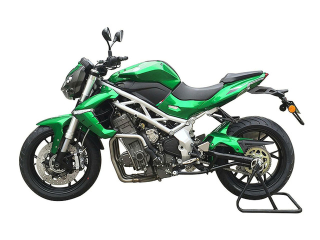 Benelli working on 10 new engines