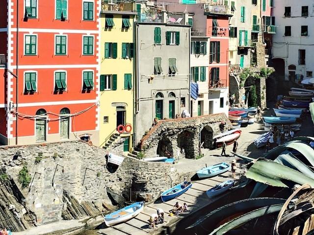 Memories Of Summer In The Cinque Terre