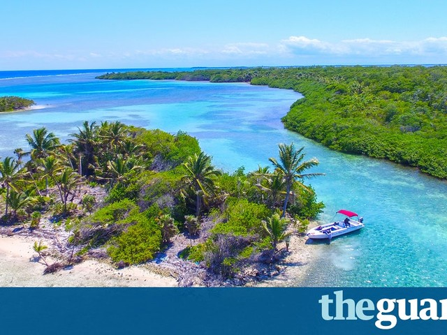 Island homes – in pictures