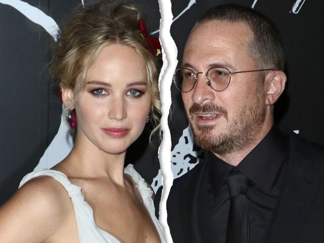 Hear That, Chris? Jennifer Lawrence Splits From Director Darren Aronofsky