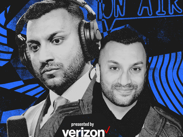How the pandemic gave Adam Amin a glimpse into the future of broadcasting