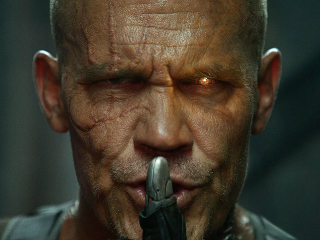 Deadpool 2: Josh Brolin as Cable Officially Revealed