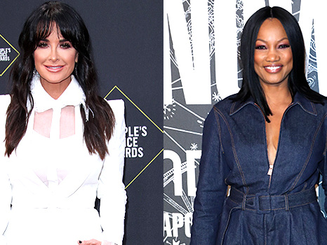 'RHOBH's Kyle Richards Accuses Garcelle Beauvais Of Only Shading Her 'For A Storyline'