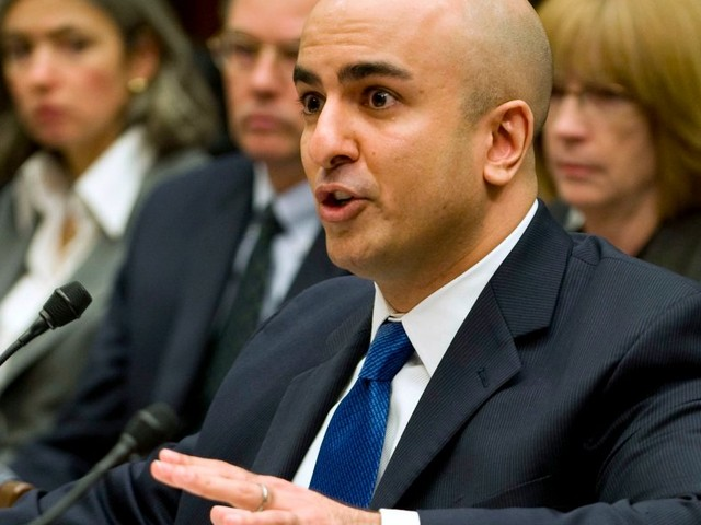 The Fed's Kashkari tells us why he's not overreacting to the market's plunge or the economic data that triggered it