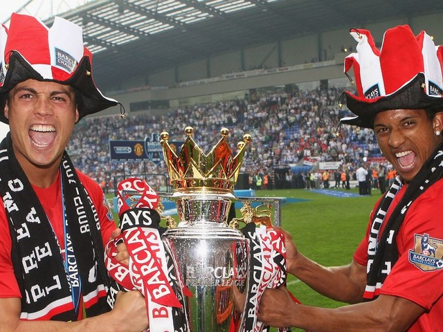 Nani signed for Man United because of Ronaldo, Quieroz and Ferguson