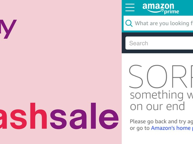 EBay is trolling Amazon over last year's Prime Day outage with a 'crash sale' (EBAY, AMZN)