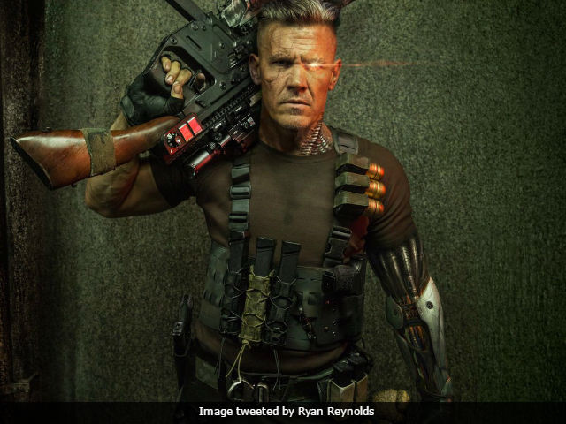 Deadpool 2: Josh Brolin As Cable. With Guns And, Umm, Teddy Bear