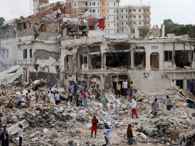 Somalia Bombings Lead To 'Shameful' Social Media Attention Comparisons