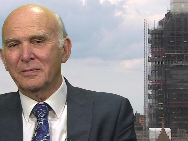 Brexit: Remainers are angry too, says Vince Cable