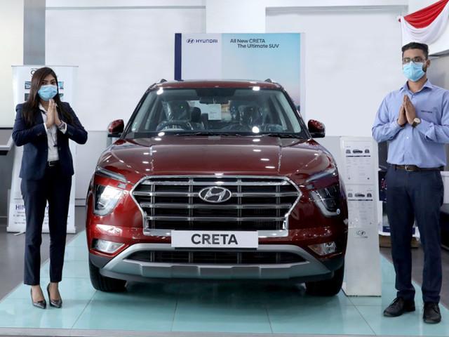 6,883 Hyundai cars sold in May 2020