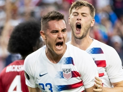 Long's historic double caps stellar outing for the USMNT defender