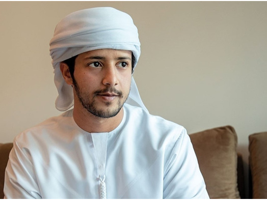 Top Tech Blogger Rashed Ali Almansoori talks tech revolution
