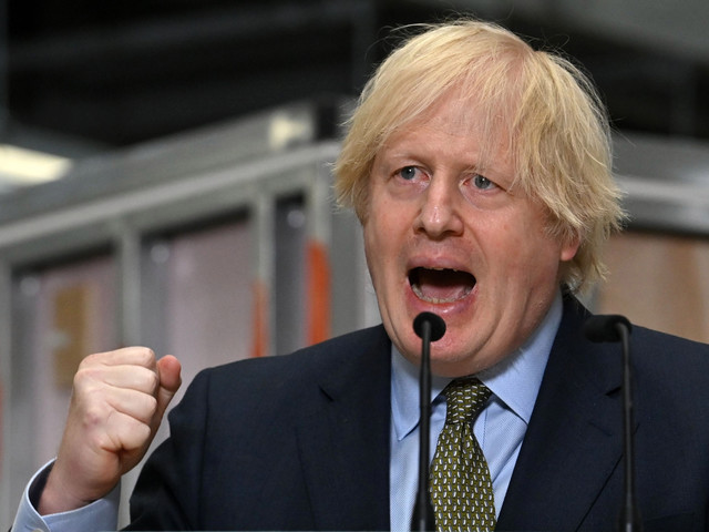 Boris Johnson says we must 'no longer be prisoners' of coronavirus but there will be more local lockdowns