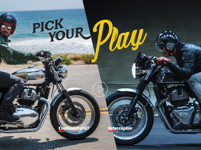 Royal Enfield 650 Twins US price $5,799 (appx. Rs 4.2 lakhs) – Official TVC