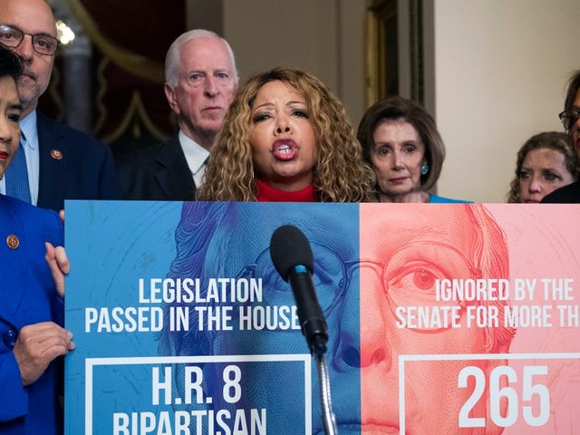 The House passed two universal gun background checks bills before the Colorado and Atlanta shootings. Here's what the measures would do.