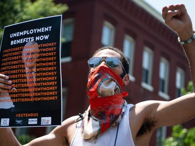 Half of all US states are scrapping stimulus-era jobless benefits, cutting off 4 million workers from federal aid