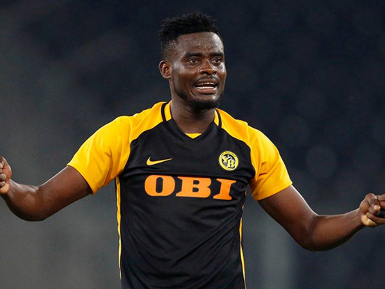 Champions League: Young Boys Defender Kasim Nuhu Scores Utterly Delightful 91st-Minute Own-Goal To Hand CSKA Victory (Video)