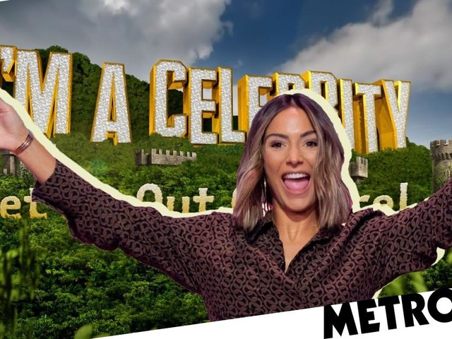 The Saturday's singer Frankie Bridge 'signs up' for I'm A Celebrity 2021